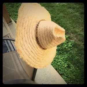 Athleta Hatattack Straw Hat